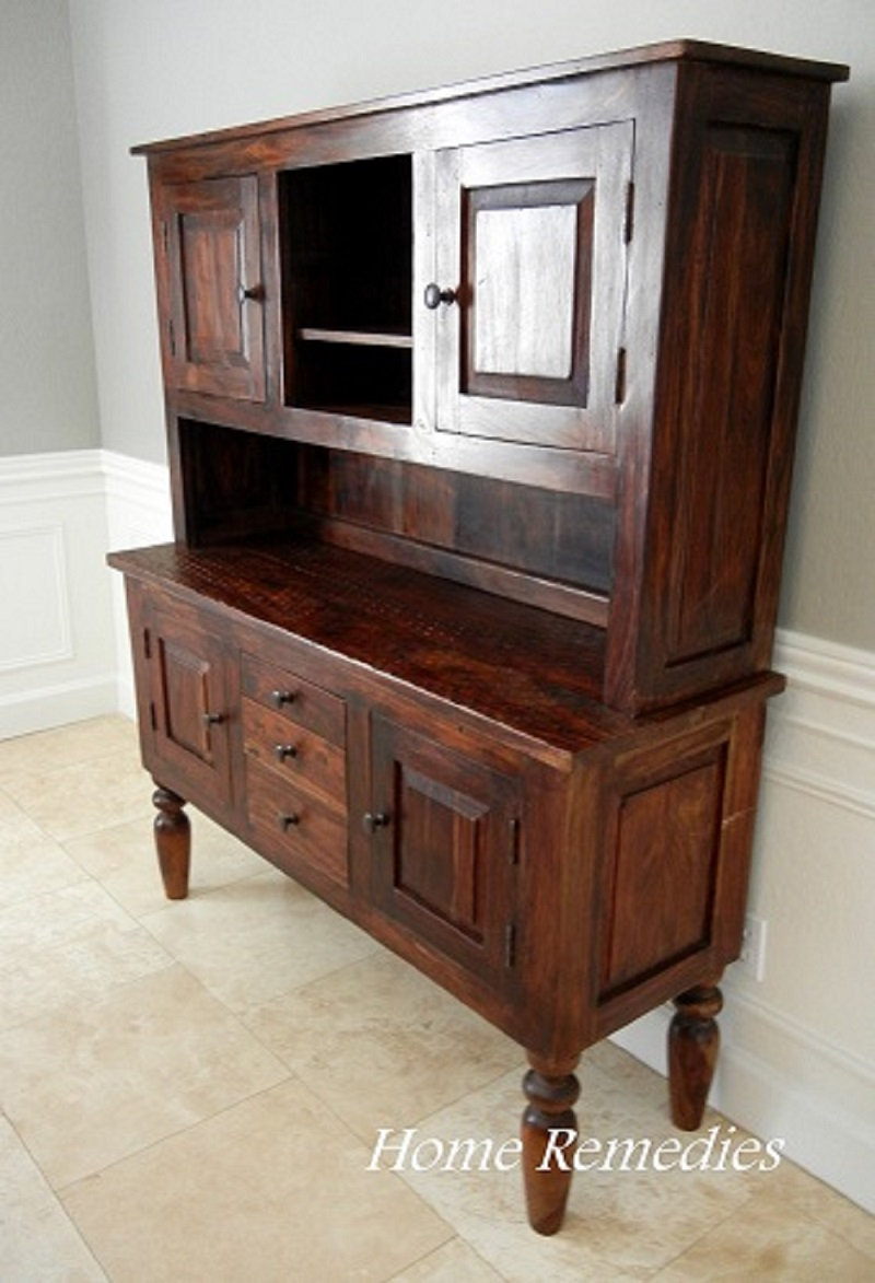 Attractive Dining Room Buffet And Hutch