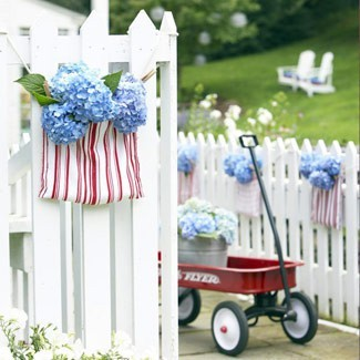 July 4 Decorations