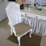 Shabby Chair Makeover