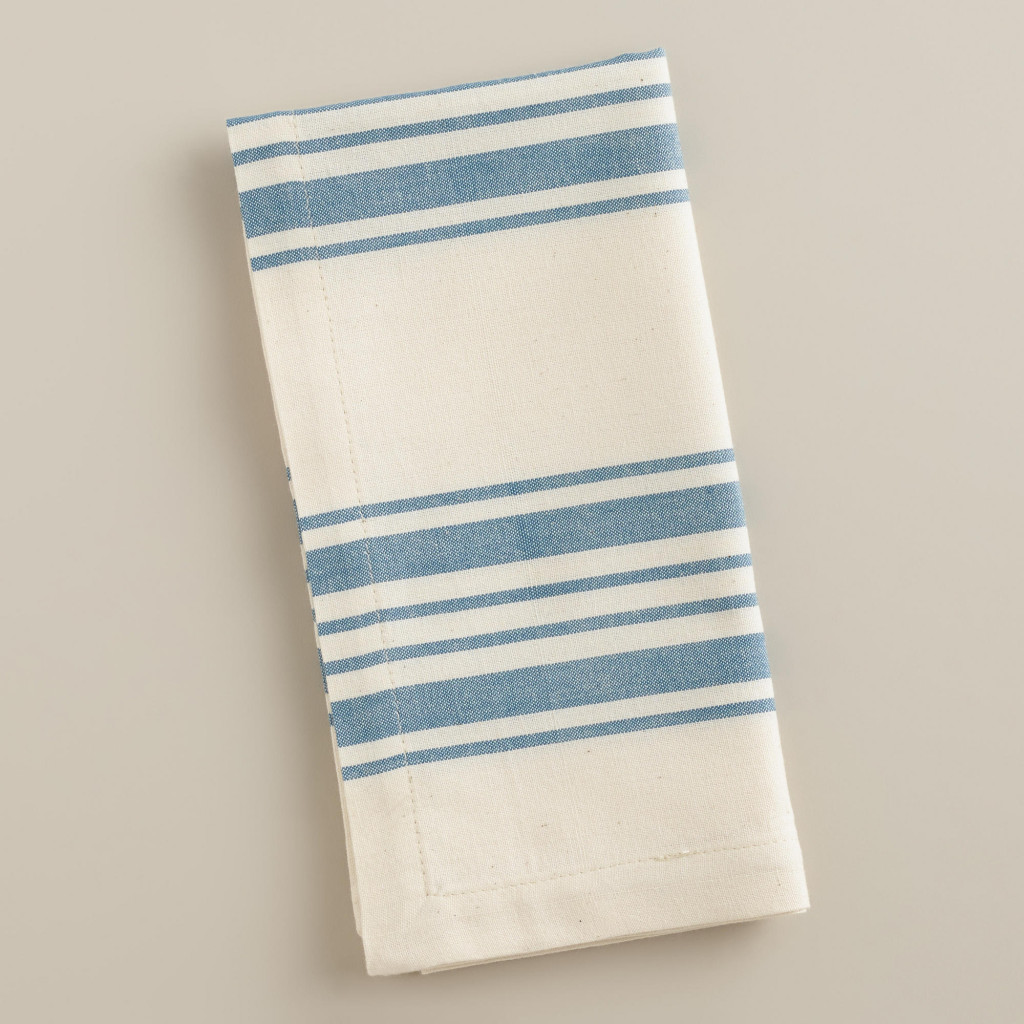 World Market Napkin
