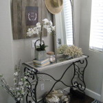 Budget Summer Entryway Reveal