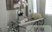 Tips For Decorating A Small Space On A Budget