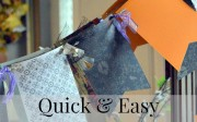 Quick and Easy DIY Halloween Banner Tutorial | Home Remedies Rx.com