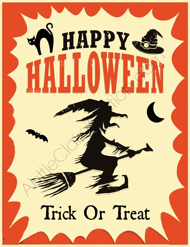 25 Free Halloween Printable