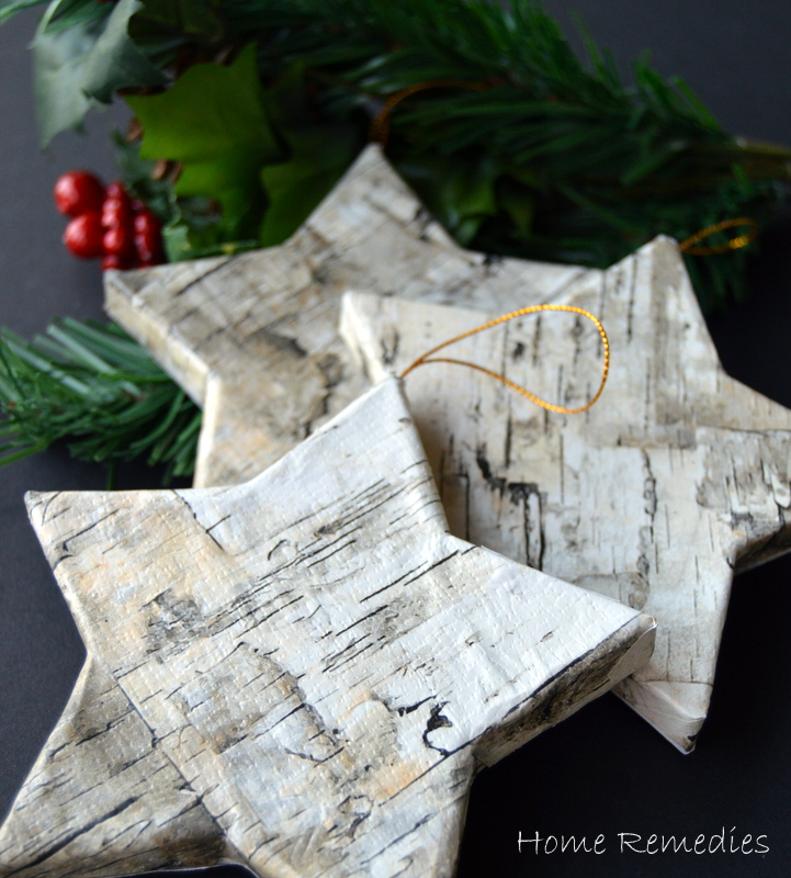 how to make birch bark ornaments home remedies rxcom - Birch Christmas Decorations