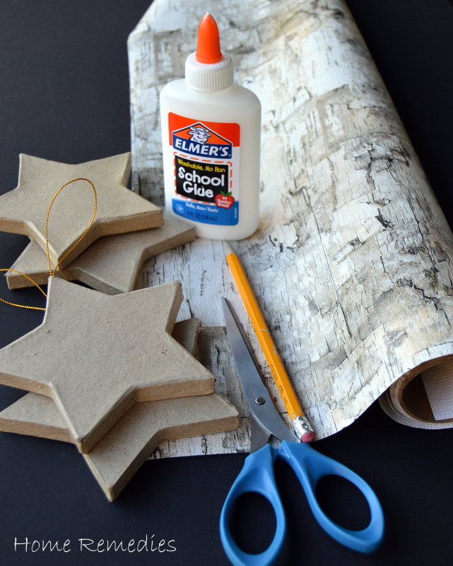 How To Make Birch-bark Ornaments | Home Remedies Rx.com