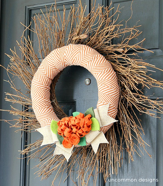 20 Festive Fall Wreaths