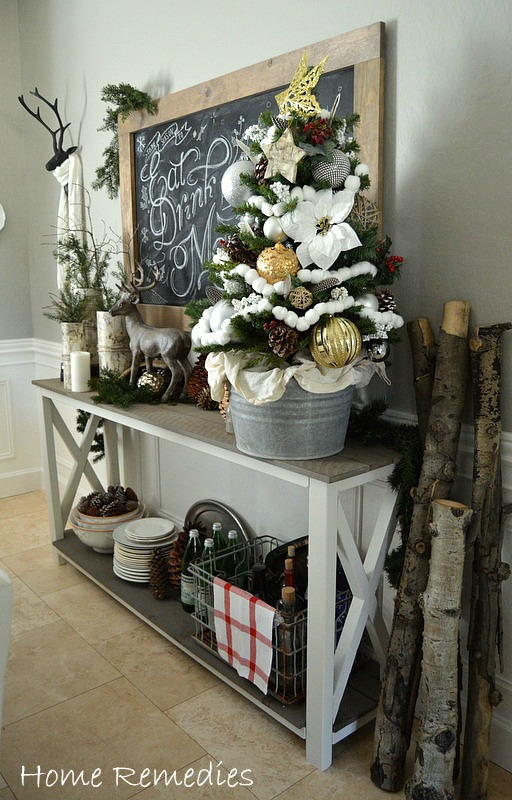 Holiday Home Tour Sneek Peek