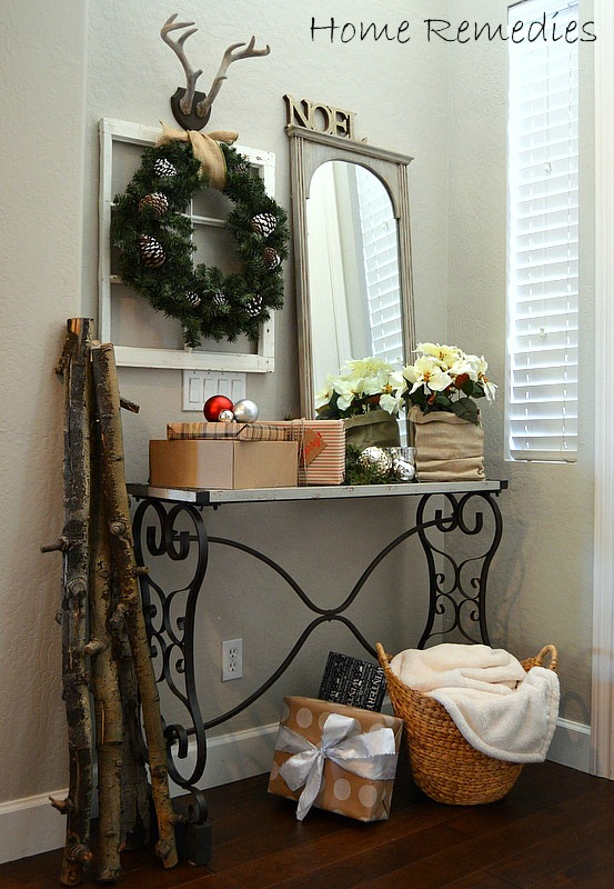 Christmas Home Tour Part 2 | HomeRemediesRx.com