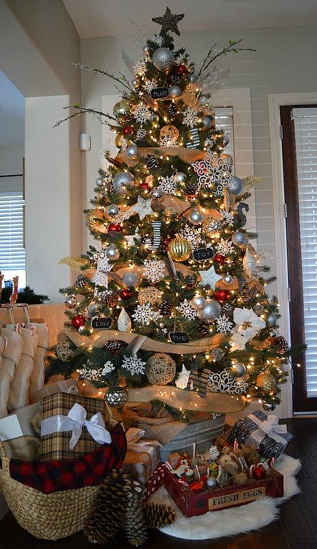 Holiday Home Tour 2014 | HomeRemediesRX.com