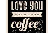 More Than Coffee by Lehan Veenker