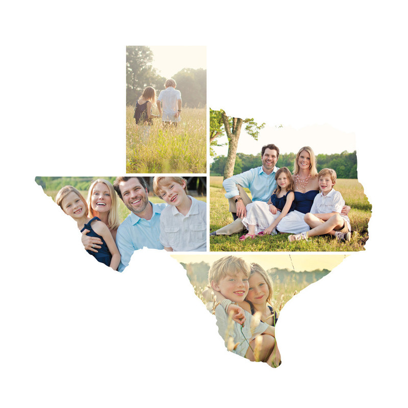 Texas Love Location by Heather B for Minted