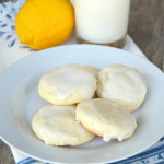 Glazed Lemon Sugar Cookies | Home Remedies
