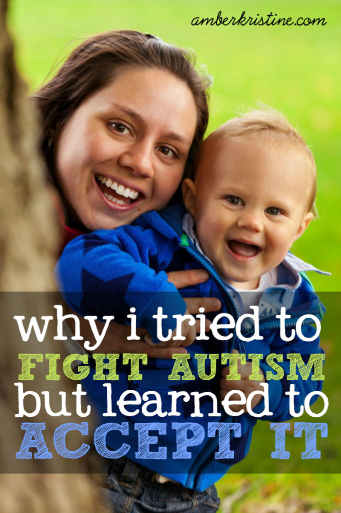 Why I Tried To Fight Autism But Learned To Accept It | Amber Kristine
