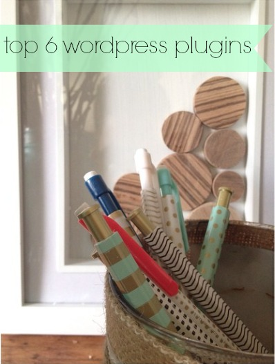 Top 6 WordPress Plugins | Mommyzoid