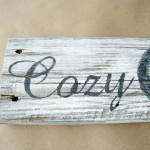 Cottage Sign Tutorial | Home Remedies Rx.com
