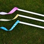 DIY Twirling Ribbon | Home Remedies