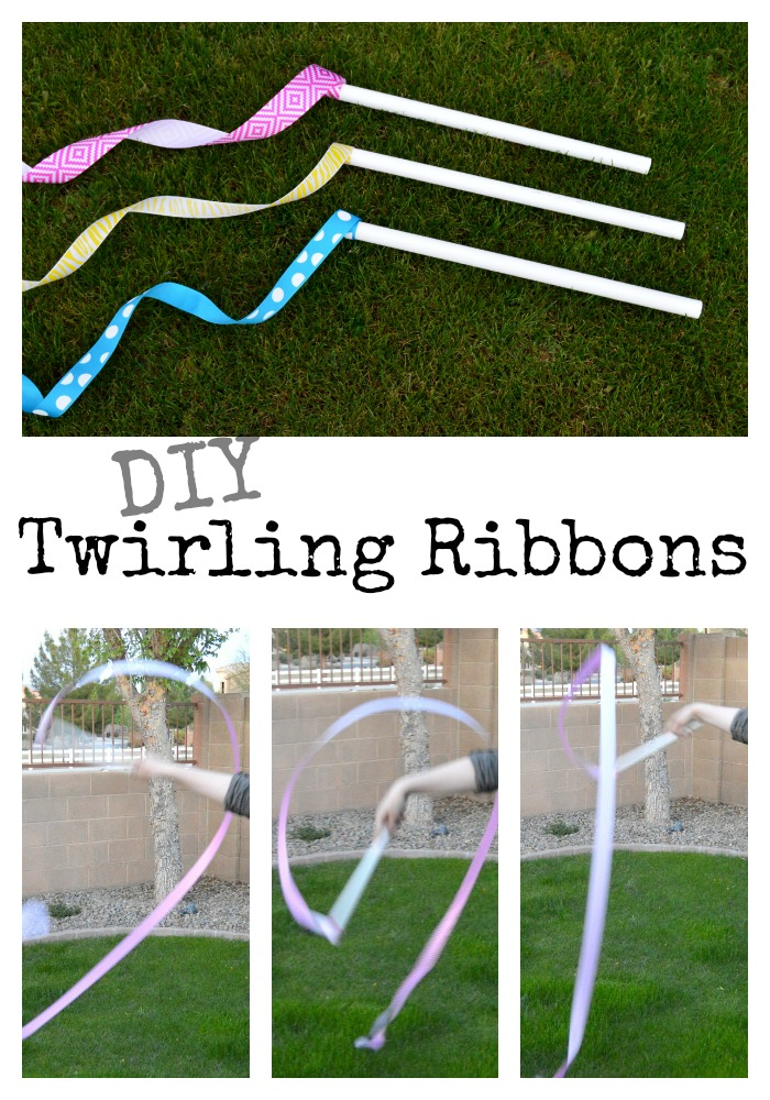 DIY Twirling Ribbons | Home Remedies