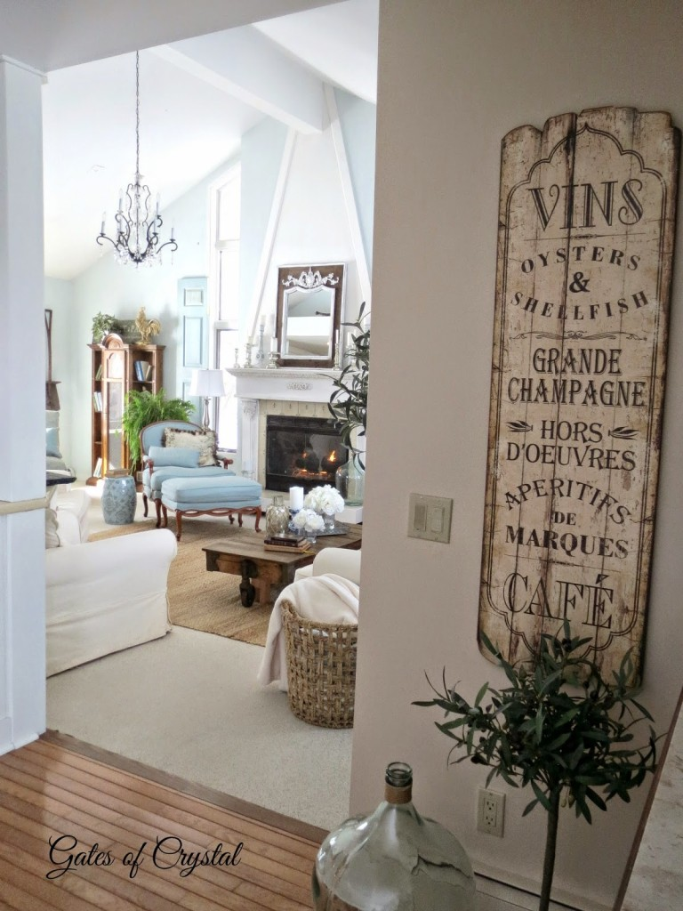 Our Family Room | Gates of Crystal