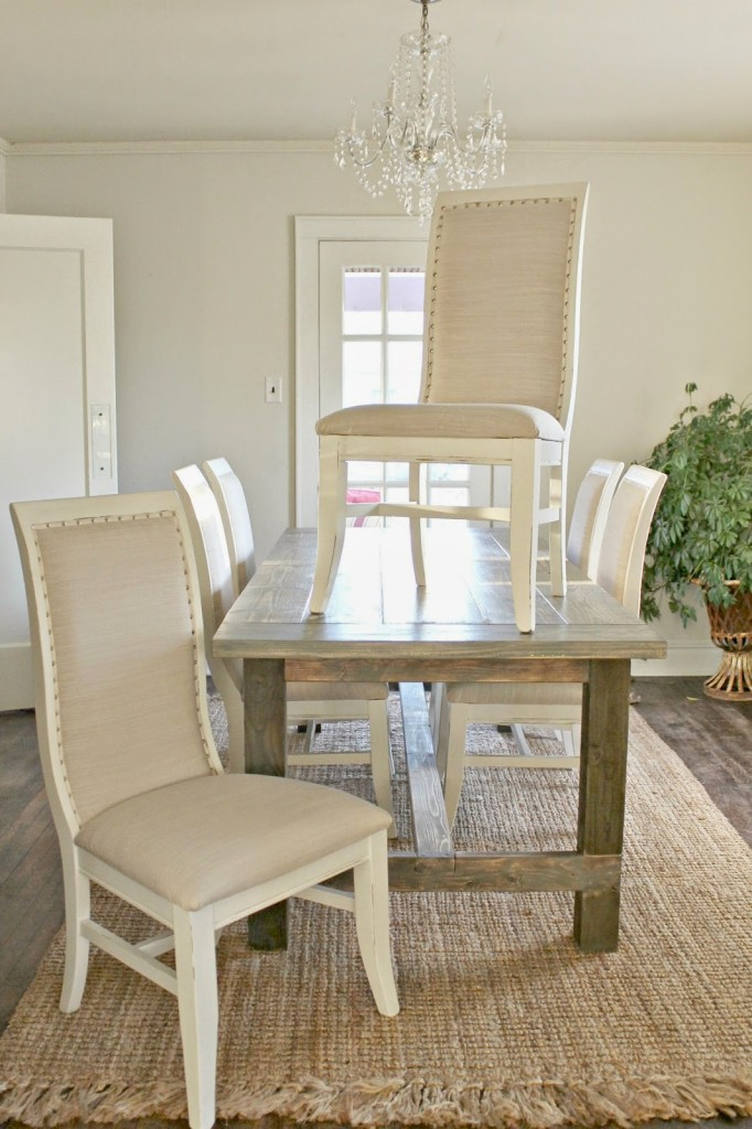 A Good Look At The Dining Room Chairs | Beyond The Portico