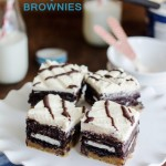 Hell Meets Heaven - Sinfully Good Brownies | All That's Jas