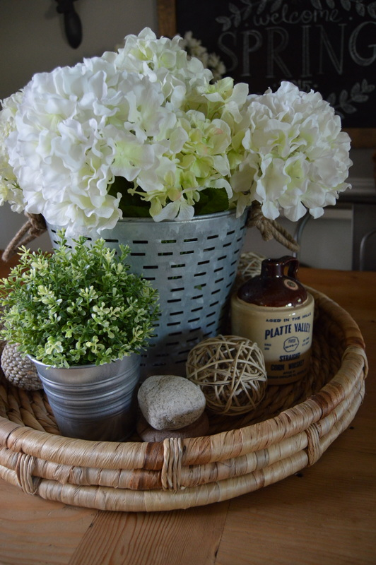 Spring Dining Room | Home Remedies