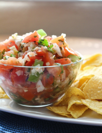 Pico De Gallo Especial | The Ramblings of an Aspiring Small Town Girl