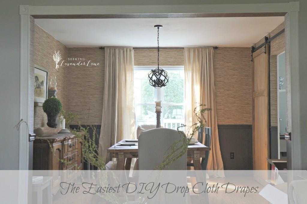 tt The-Easiest-DIY-Drop-Cloth-Drapes-1024x681