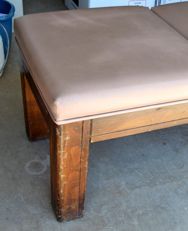 Grainsack Bench Makeover | HomeRemedies