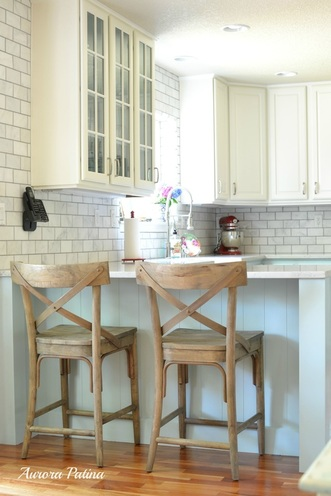 Big Kitchen Reveal | Aurora Patina