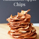 Healthy Cinnamon Apple Chips | Cook.Craft.Love.