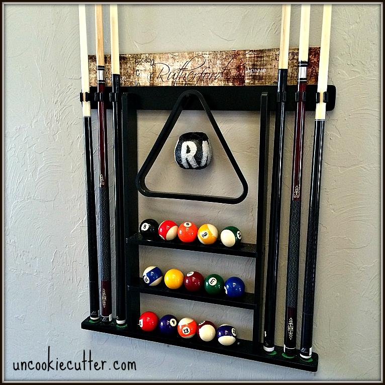 Pool Rack Upgrade | Uncookiecutter