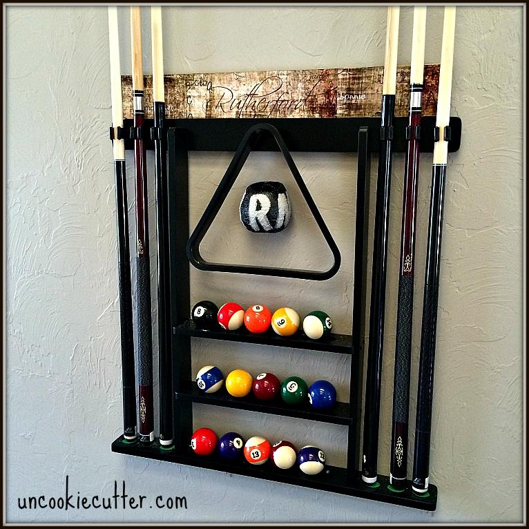 Pool Rack Upgrade | Uncookiecutter