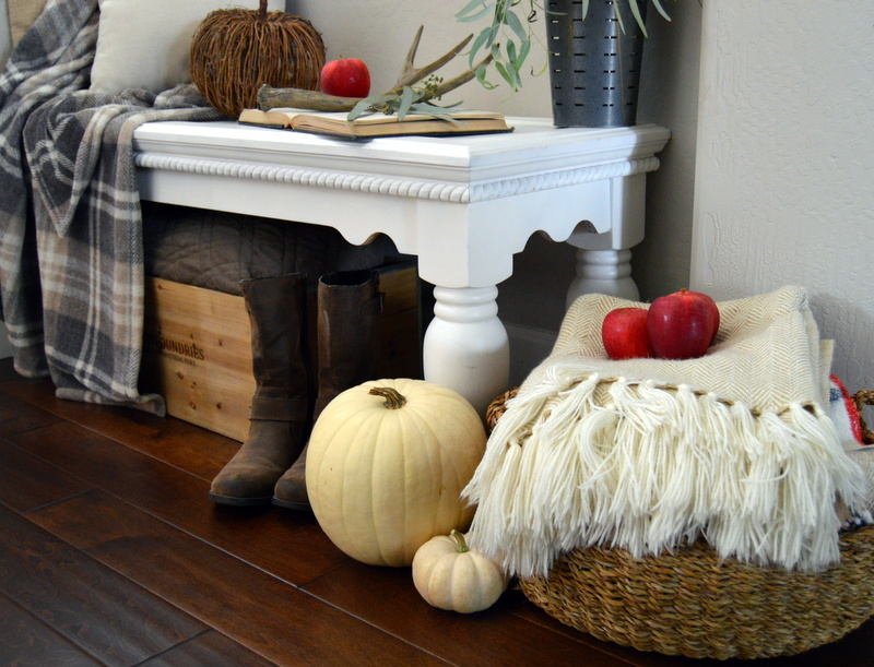 Fall Home Tour Part One | HomeRemediesRx.com