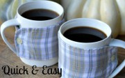 Quick & Easy DIY Cup Cozy | Home Remedies Rx.com