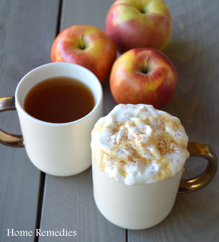 Caramel Apple Cider   Home Remedies Rx.com