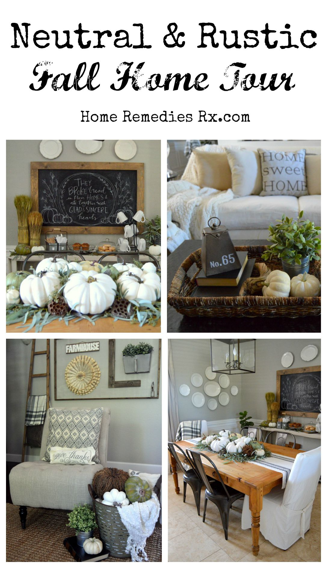 2015 Fall Home Tour Part One