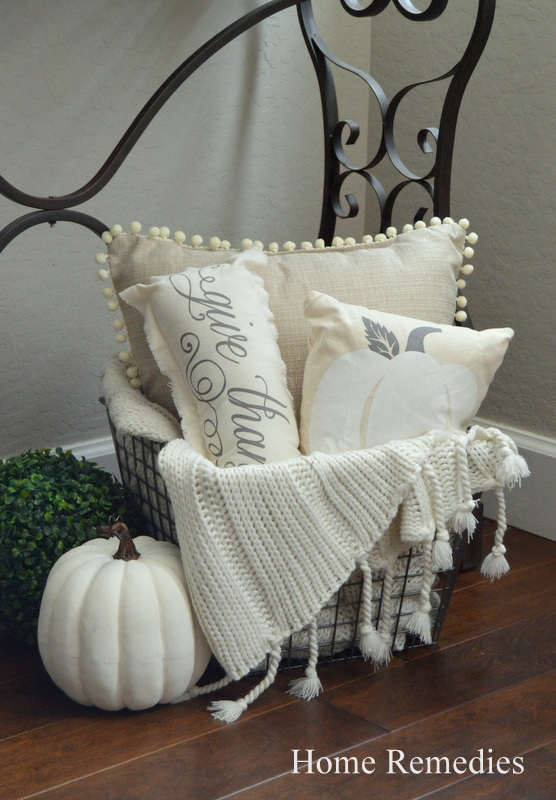 Fall Entryway 2015 | Home Remedies