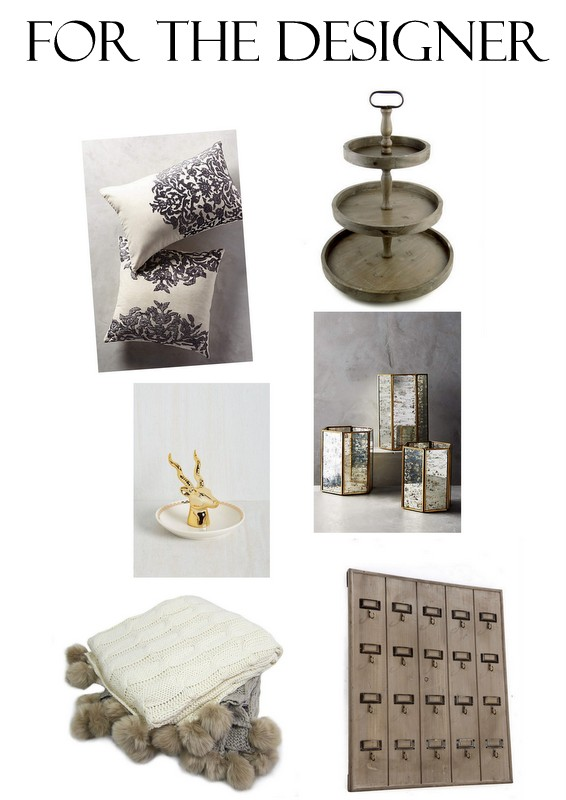 Gift Guide For The Designer | Home Remedies