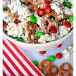 Candied Christmas Crunch - Easy Holiday Treat