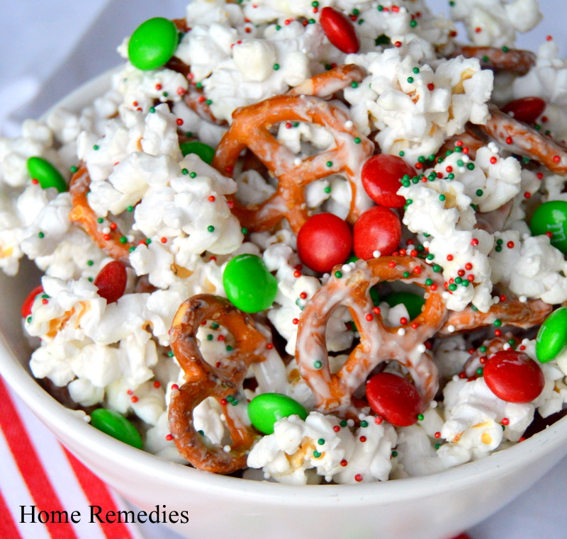 Candied Christmas Crunch