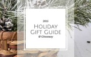 Holiday Gift Guide - 25 bloggers share their favorites! | Home Remedies