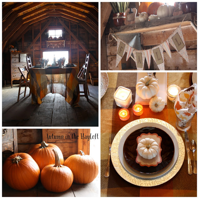 Let's Have Lunch In The Hayloft | That Country Place