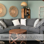 Sam Home Tour Before and Afters