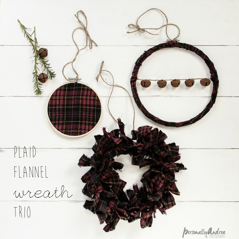 Three Plaid Flannel Wreaths_thumb[2]