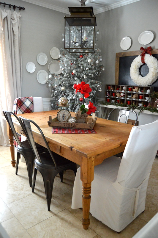 A Rustic Farmhouse Holiday Home Tour | Home Remedies Rx.com