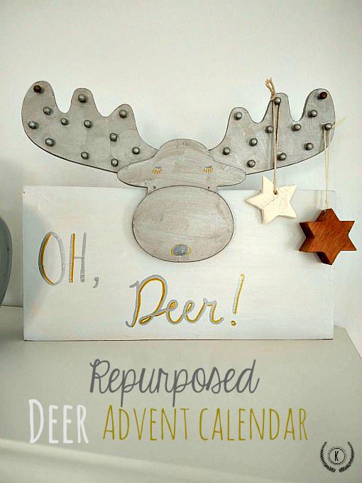 tt Repurposed-Deer-Advent-Calendar1