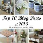 Top 10 Blog Posts of 2015 | Home Remedies Rx.com